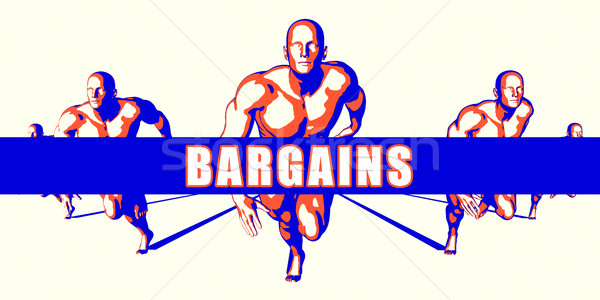 Bargains Stock photo © kentoh