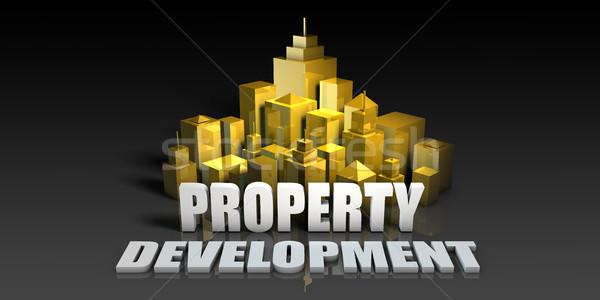 Property Development Stock photo © kentoh