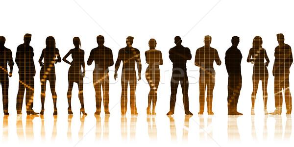 Business Team Stock photo © kentoh