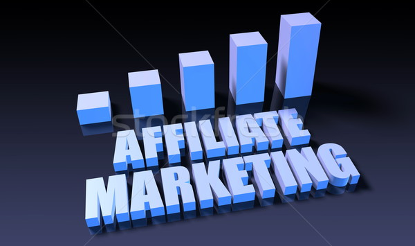Affiliate marketing Stock photo © kentoh