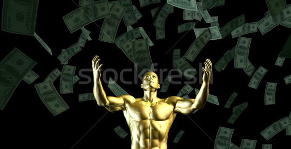 Generate Revenue Stock photo © kentoh