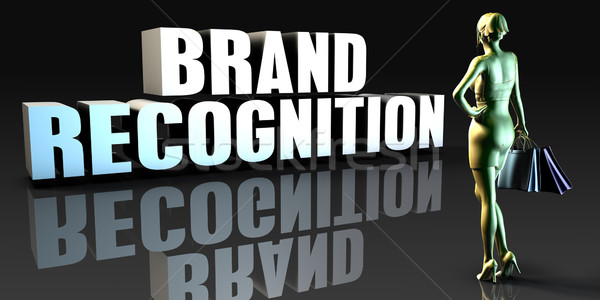Brand Recognition Stock photo © kentoh