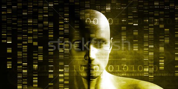 Genetic Engineering Stock photo © kentoh