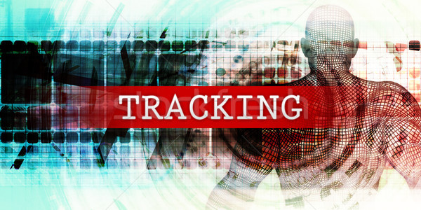 Tracking Sector Stock photo © kentoh