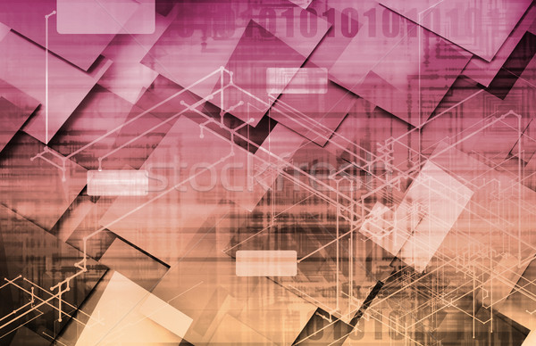 Business Analysis Stock photo © kentoh