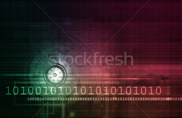 Creative Technology Stock photo © kentoh