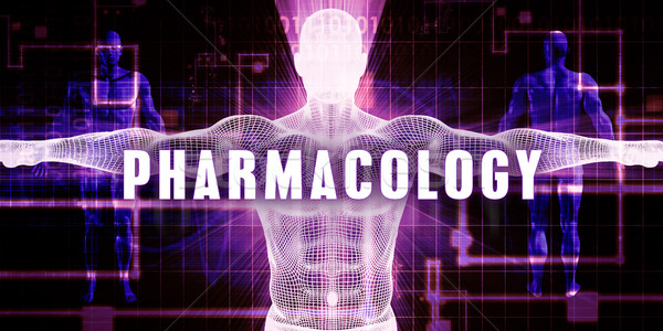 Pharmacology Stock photo © kentoh