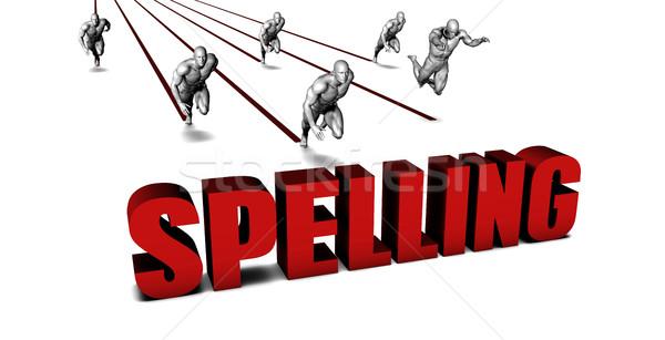 Better Spelling Stock photo © kentoh