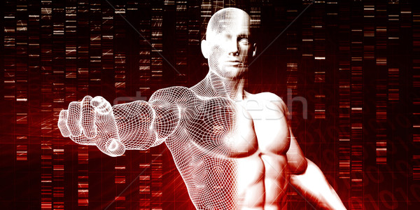 Stock photo: Medical Research