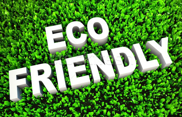 ötlet zöld fű szöveg Stock fotó © kentoh