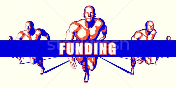 Funding Stock photo © kentoh