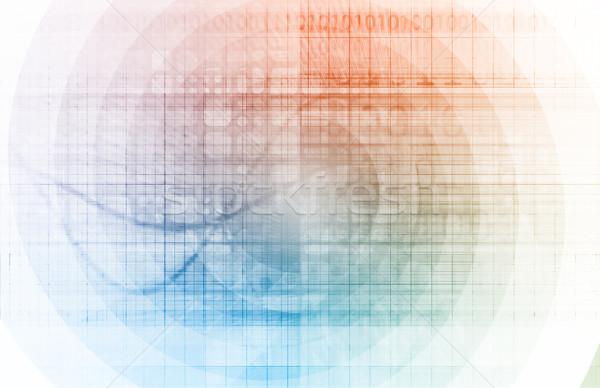 B2b ビジネス コンピュータ デザイン 背景 通信 ストックフォト © kentoh