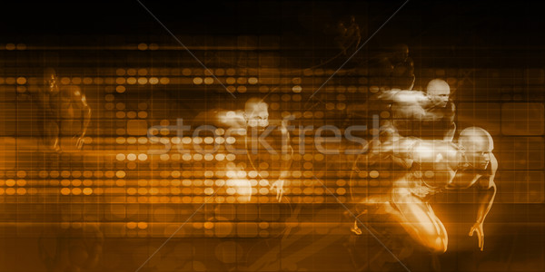 System Network Stock photo © kentoh