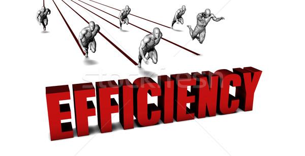 Better Efficiency Stock photo © kentoh