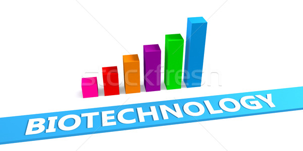 Great Biotechnology Stock photo © kentoh
