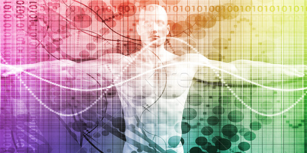 Stock foto: Gesundheitswesen · Technologie · fortgeschritten · Krankenhaus · Industrie · Wissenschaft