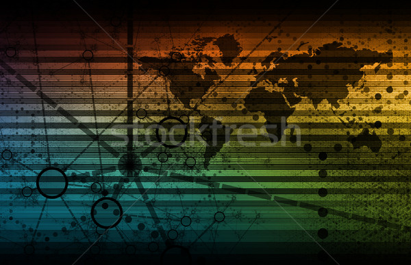 Web Technology Stock photo © kentoh