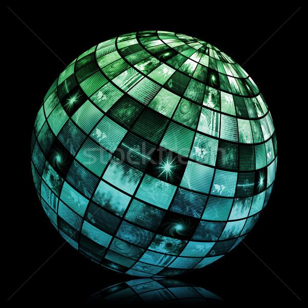 Dijital ağ iş gereklilik sanat Internet Stok fotoğraf © kentoh