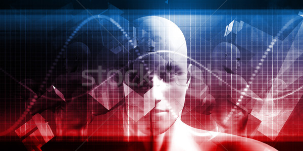 Healthcare Technology Stock photo © kentoh