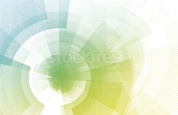 Сток-фото: маркетинга · инструменты · онлайн · реклама · кампания · искусства