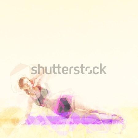 Zen State Concept Stock photo © kentoh