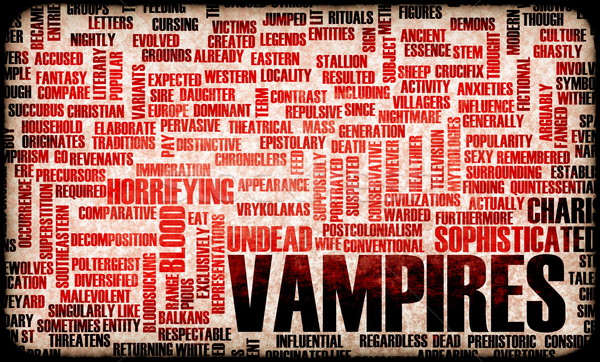 Vampires Stock photo © kentoh