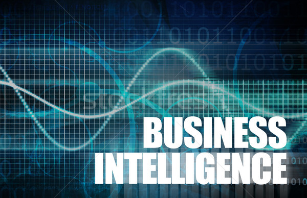 Business Intelligence Stock photo © kentoh