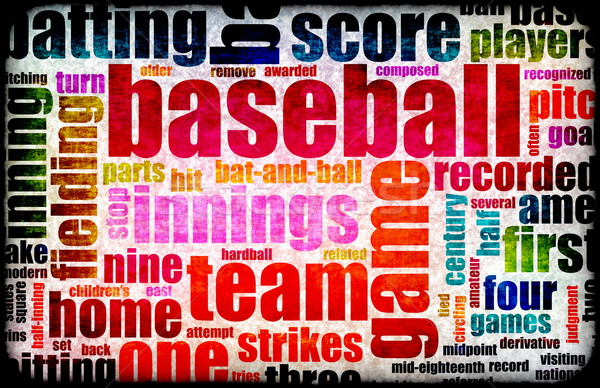 Baseball Stock photo © kentoh