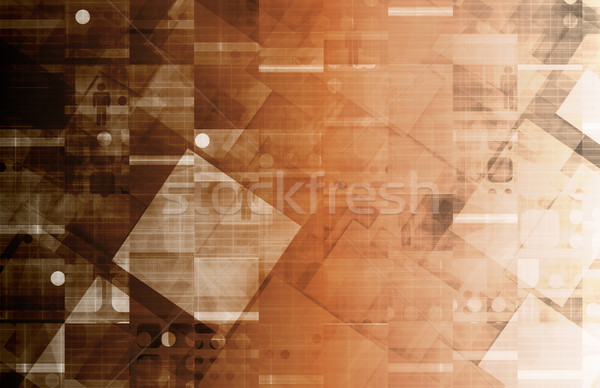 Web Information Technology Stock photo © kentoh