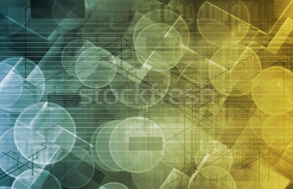 Healthcare Solutions Stock photo © kentoh