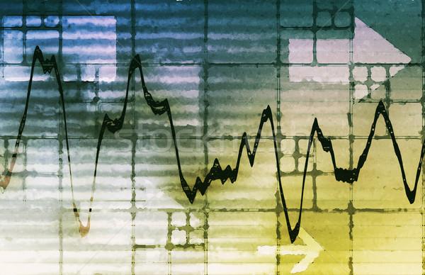 Internationale bedrijfsleven strategie geslaagd bedrijf business markt Stockfoto © kentoh