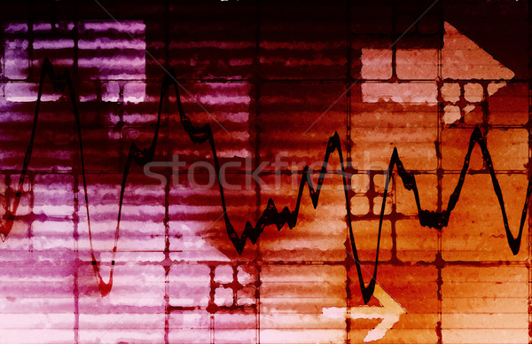 Abstract Tech Background Stock photo © kentoh