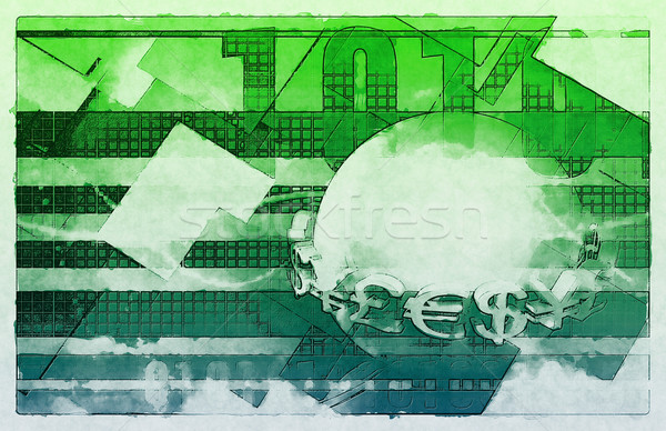 Сток-фото: валюта · торговый · онлайн · Фондовый · рынок · искусства · бизнеса