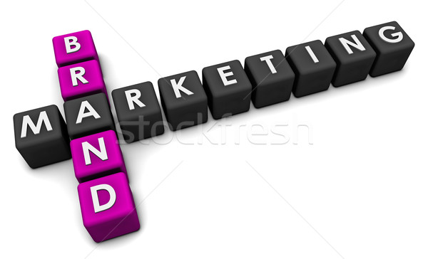 Brand Marketing Stock photo © kentoh