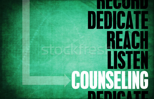 Counseling Stock photo © kentoh