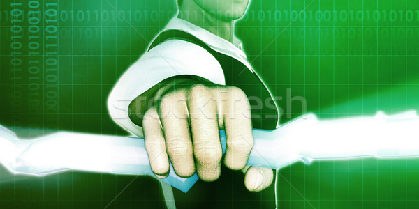 Empowered Business Solutions Stock photo © kentoh