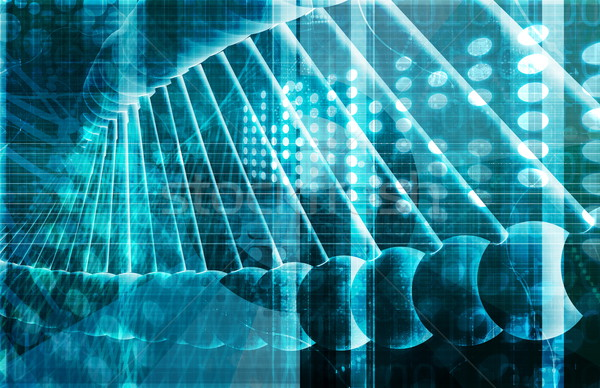 биотехнология biotech науки области аннотация корпоративного Сток-фото © kentoh