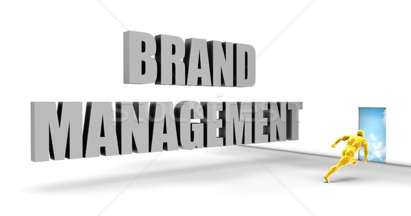 Brand Management Stock photo © kentoh
