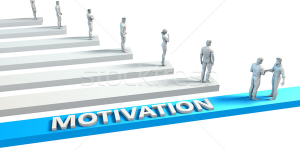 Motivation Stock photo © kentoh