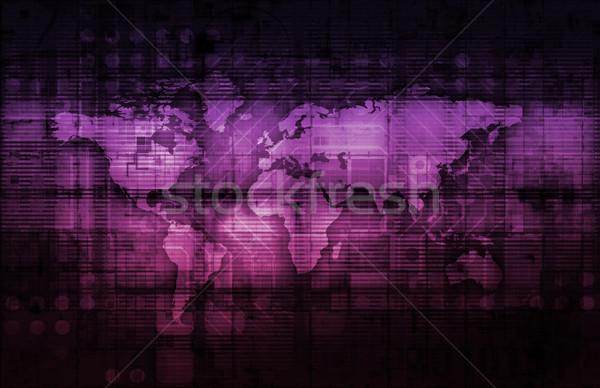 Modern Technology Stock photo © kentoh