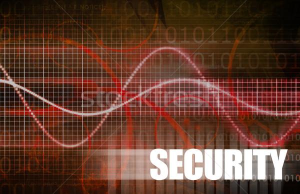 Security Stock photo © kentoh