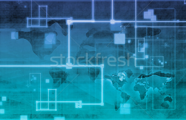 Surveillance Stock photo © kentoh