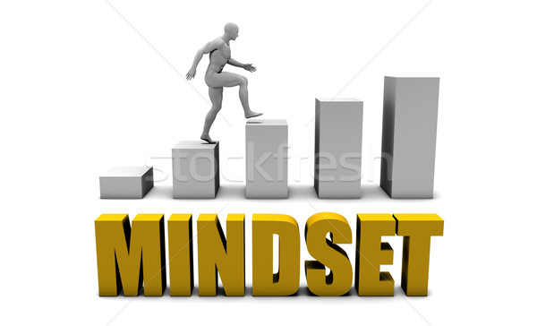 Mindset Stock photo © kentoh