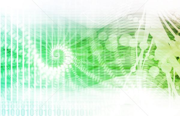 Internet Abstract  Stock photo © kentoh