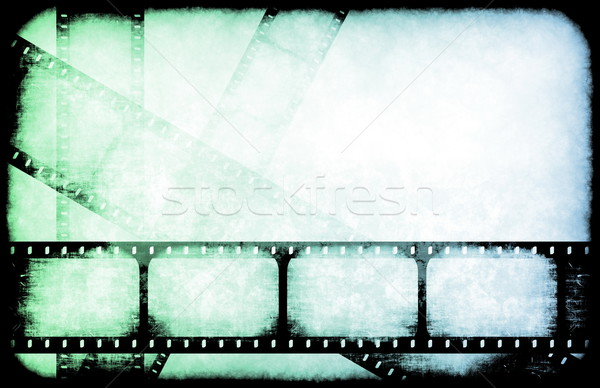 テレビ チャンネル 映画 ガイド 抽象的な オフィス ストックフォト © kentoh