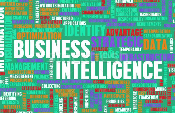 ビジネス インテリジェンス 情報技術 ツール チーム 企業 ストックフォト © kentoh