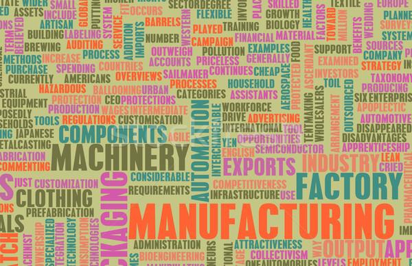 製造 機械 プロセス 建設 デザイン 背景 ストックフォト © kentoh