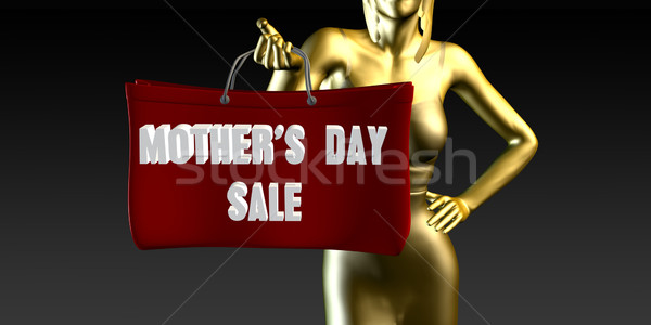 Mothers Day Sale Stock photo © kentoh