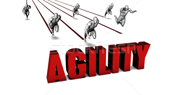 Better Agility Stock photo © kentoh