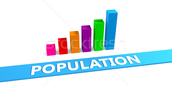 Great Population Stock photo © kentoh